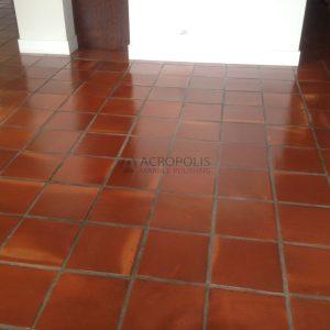 Mexican tile high gloss